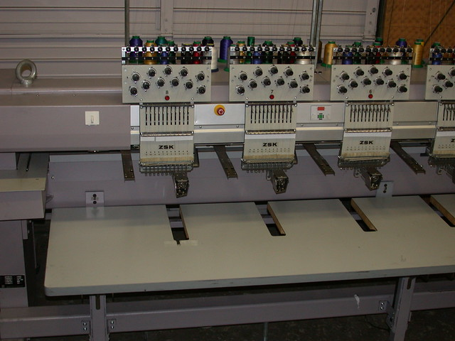 Stocks Sewing Machines, Ltd