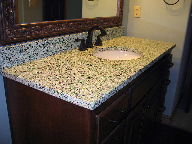 Countertop Alternatives : Vetrazzo alternative to granite countertops (140) Flickr - Photo ...