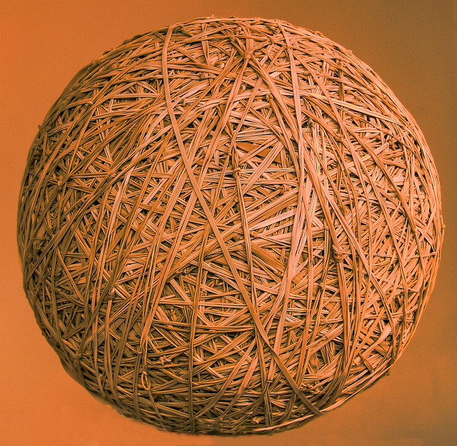 rubberband ball hdr