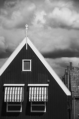 14 photos of Holland in b/w - and one color shot