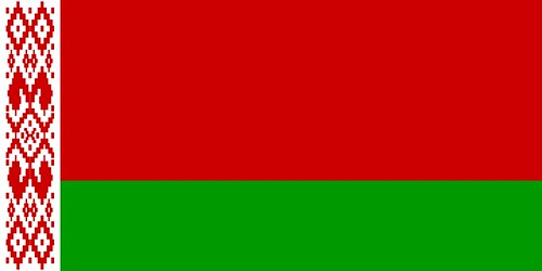 europa flag belarus bandeiras беларусь bielorussia biełaruś