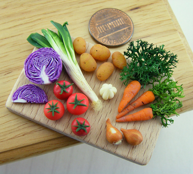 Mini Veggies