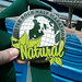 Little Rock Half Marathon finisher medal by melissathegoofy