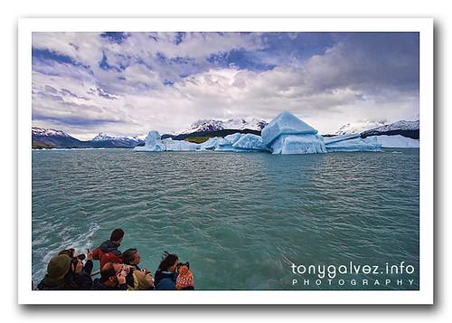lago Argentino, Patagonia, Argentina