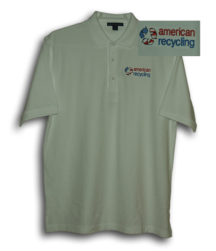 embroidered polo shirt with company logo flickr photo