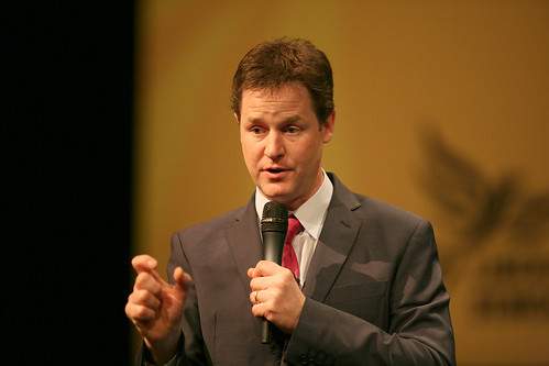 Nick Clegg Q&A 19