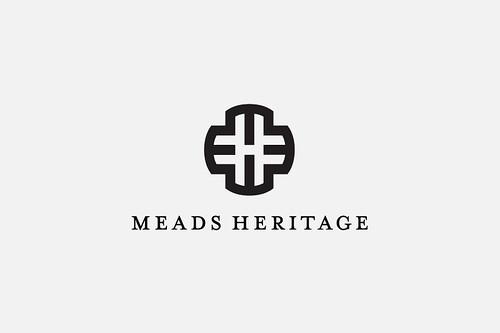 Meads Heritage Monogram Logo