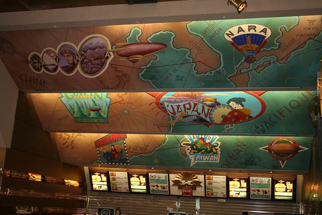 Restaurant mural flickr photo sharing for Mural restaurant