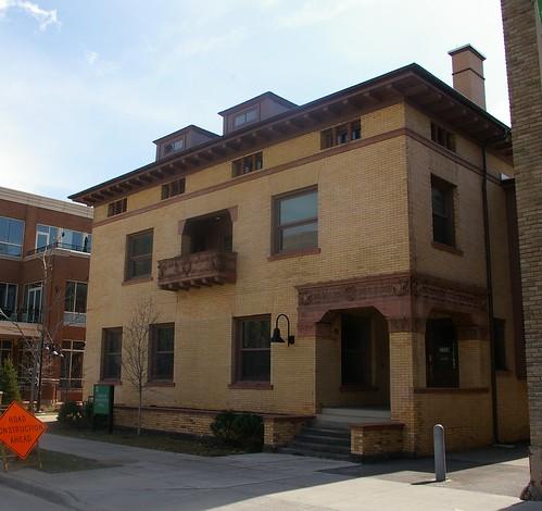 George W. Howe residence