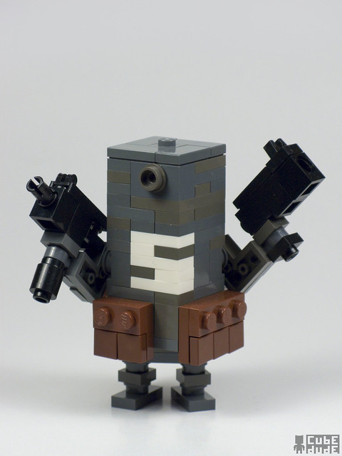 CubeDude Bertie 5
