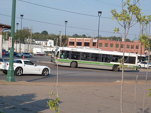 A Nova transit bus from the M.A.T.A -Memphis Area transit Authority. Memphis Tennesee USA. September 2007. by Eddie from Chicago
