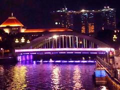 Elgin Bridge(爱琴桥) - Singapore