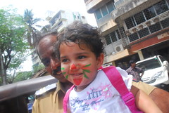Marziya Shakir Is a Favorite of the Bandra Police by firoze shakir photographerno1