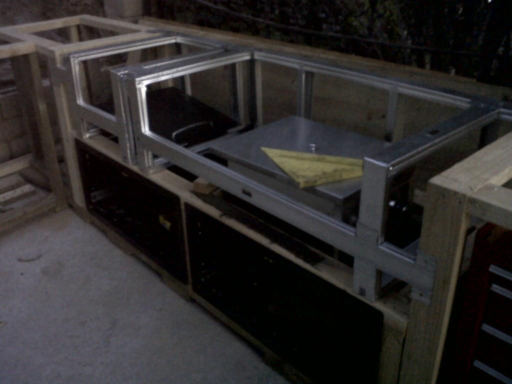 new island build. Black Bedroom Furniture Sets. Home Design Ideas