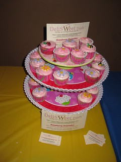 Cupcakes from DeliSweet