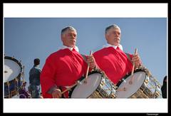 Semana Santa, Tobarra.Tambores