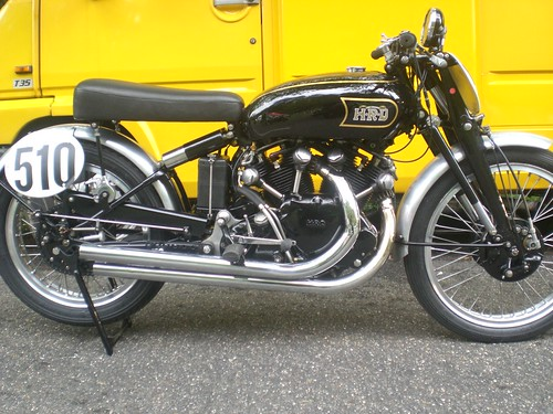 Vincent HRD Black Lightning 1000cc OHV