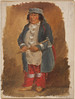 Paul Kane, Ojibway Chief, 1845
