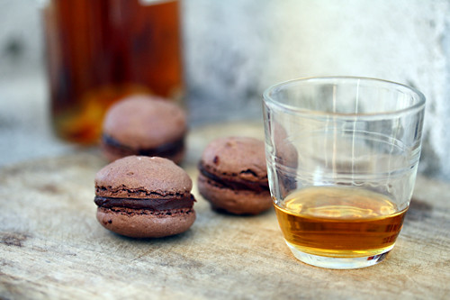 french chocolate macarons | Flickr - Photo Sharing!