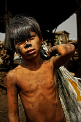 Children of Ulingan (Charcoal Factory), Manila - Filthy Me,  Pic #12