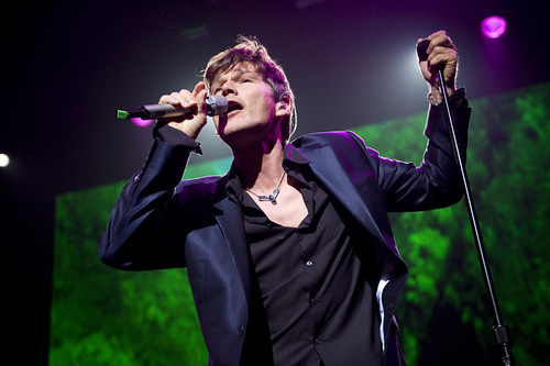 a-ha at Club Nokia (5/16/10)