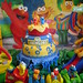 Elmo Cake - Gianluca Birthday