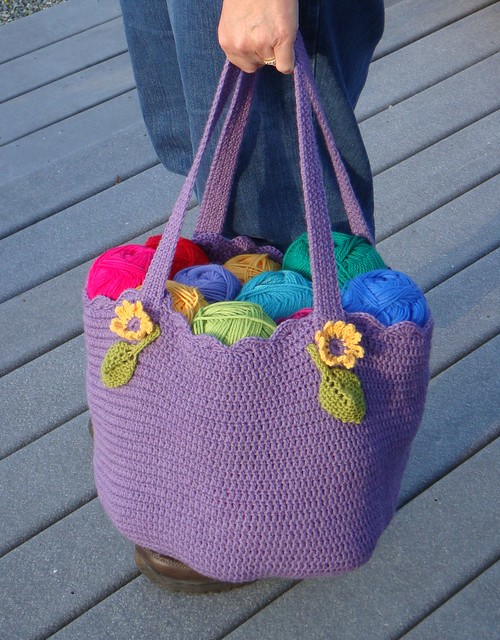 Crochet Bag And Pattern : Attic24 Crochet Bag Pattern Autos Weblog