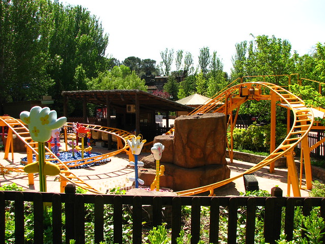 Parque de Atracciones Madrid 170