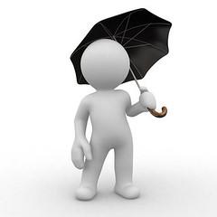 umbrella protection by Coastline Windows & Conservatories