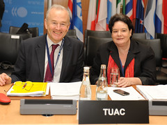 TUAC: Propriety, Integrity and Transparency Plenary