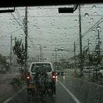 near Awase 雨すごすぎ。 - from Brightkite