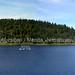 Panorámica de la laguna de Mucubají