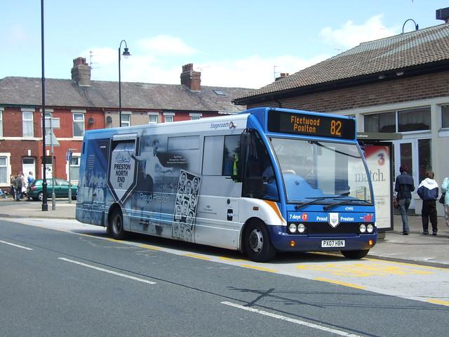 Preston North End Football Club Livery Flickr Photo