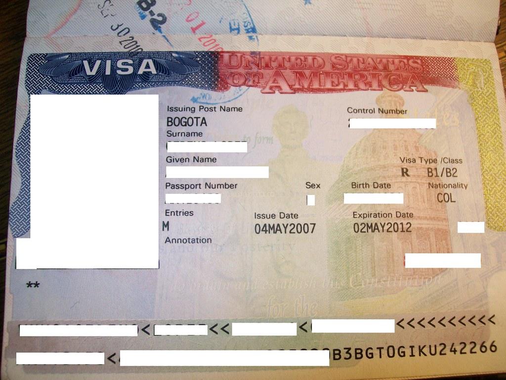 Visa Amerika Serikat