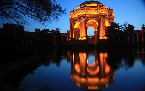 Palace of Fine Arts by toryjk