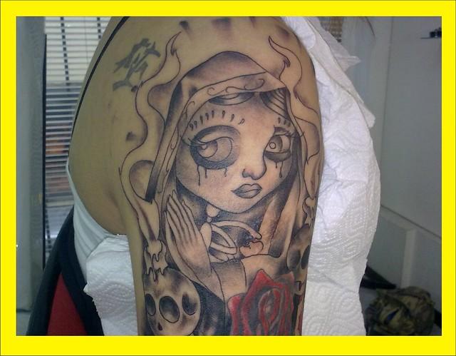 tattoo sklavin schamlippen vielfalt