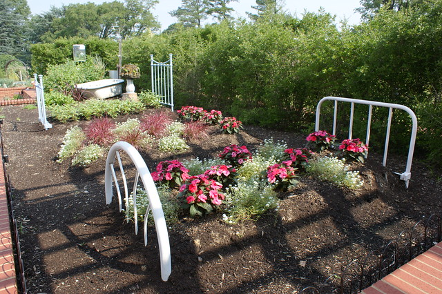Memphis Botanic Garden Flower Beds Flickr Photo Sharing