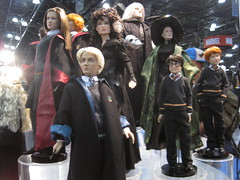 NYCC-NYAF 2010 (21) Harry Potter Tonner Dolls