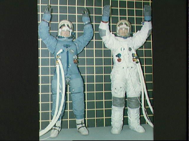 types of astronaut - photo #7