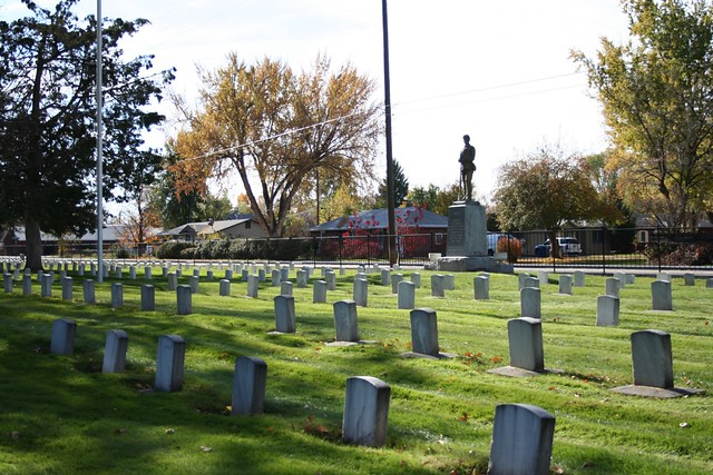 Historic Morris Hill Cemetery Boise Flickr Photo Sharing