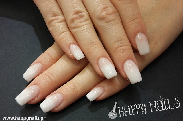 Nail Art - Happy Nails