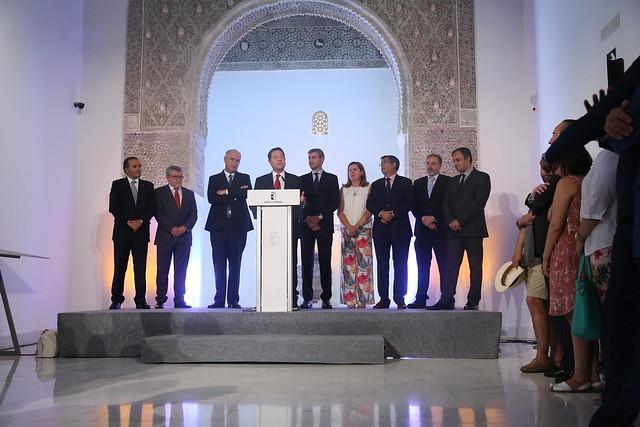 Inauguración del Museo Taller del Moro