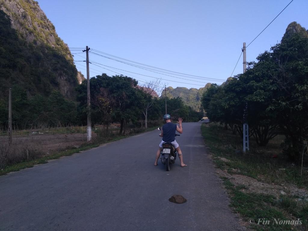 Catba motorbike trip 2