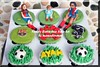 family barca cup cake set