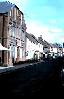 High Street, Bishops Waltham