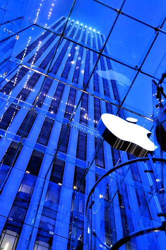 Apple Store Fifth Avenue NYC NY