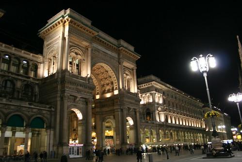 20091111 Milano 11 Piazza del Duomo 63 Galleria Vittorio Emanuele II