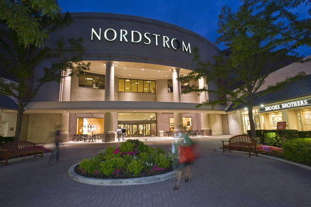 Nordstrom, Old Orchard Mall, Skokie, IL