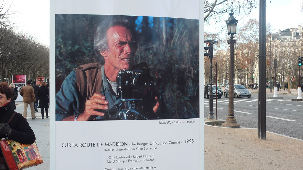 Clint Eastwood Exibition