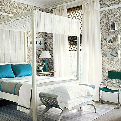 turquoise gray bedroom flickr photo sharing